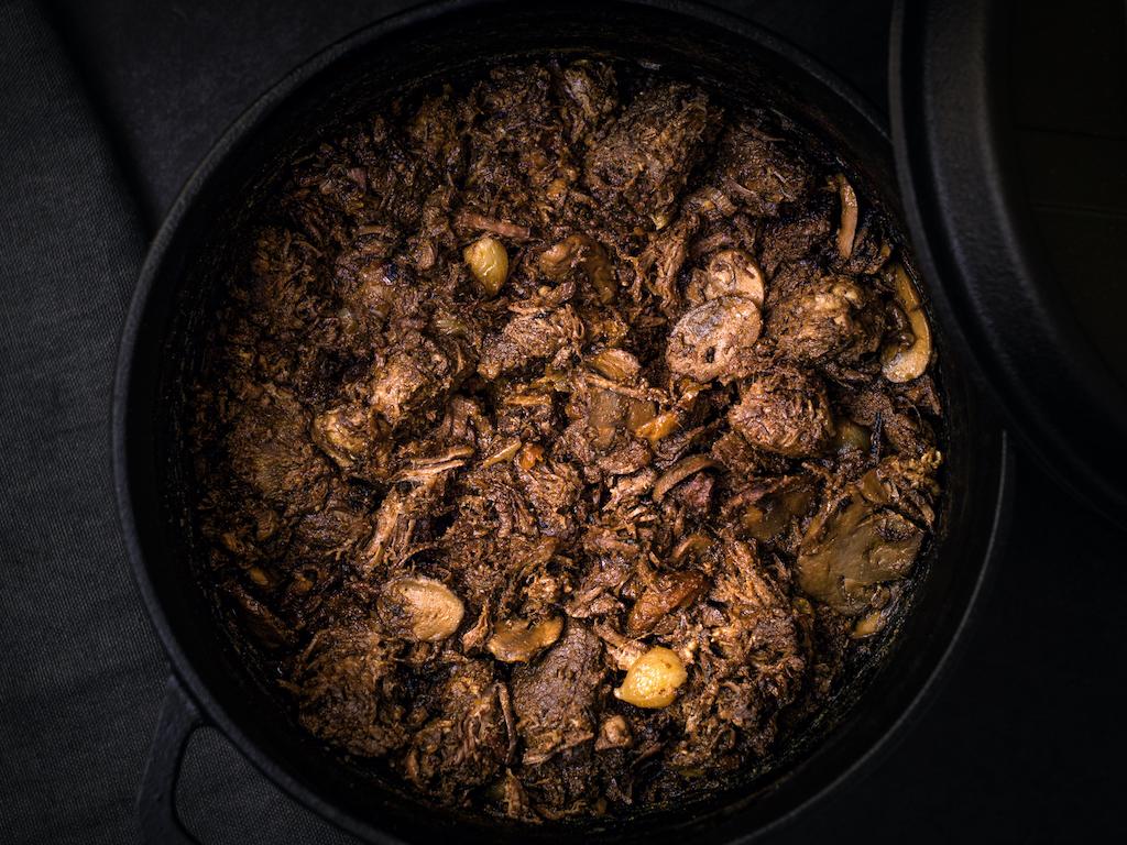 Boeuf Bourguignon recept voor op de barbecue